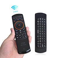 Клавиатура беспроводная+пульт (для Smart TV) Rii mini i25 (RT-MWK25[2.4G]), 2.4G, Airmouse, ИК пульт