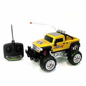 Машинки на радіоуправлінні (на акумуляторах, на батарейках), інерційні.