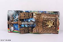 Лицарський набір 6211-2 меч, панцир