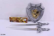 Піратський Лицарський набір 3164 Щит, 2 меча