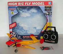 Самолет на радиоуправлении 8801 пенополистирол радиус 150м
