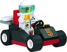 102 конструктор лего Brick Машинка