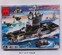 """826 конструктор """"Brick"""" корабль Авианосец"""