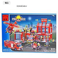 911 конструктор Пожежна охорона, 980дет.