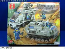 0207 конструктор лего Sluban Военный спецназ