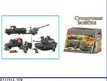 6900 конструктор лего Sluban пушка машина танк джип