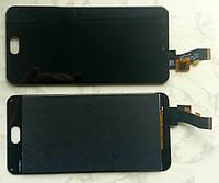 Дисплейний модуль для телефонуMeizu M3 Mini в зборі з тачскріном чорний