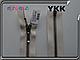 Металл YKK 50cm,75cm 801 молочная 1 бег №5 никель, фото 3