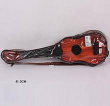 Гітара на струнах 22010 чохол 41см сувенір іграшка