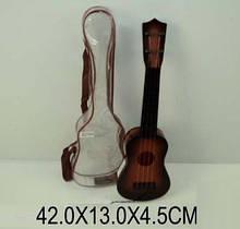 Гітара на струнах 8019 чохол 42см сувенір іграшка