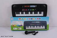 Орган пианино 3720 пианино, + FM, батар, кор.