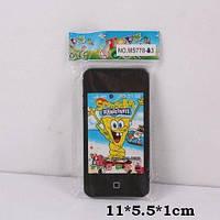 Мобилка 778-3 СпанчБоб смартфон, телефон