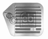Фильтр автоматической коробки переключения передач (ком-кт с прокладкой)  FEBI 11675, 11672 на BMW E36, E38