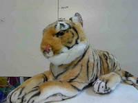 Мягкая игрушка Тигр 21*38*16см.