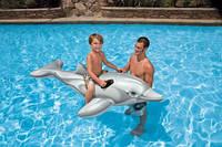 Надувной плот для плавания Дельфин 58539 Intex