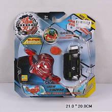 Бакуган 060 с оружием, карточками планшет