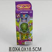 Бакуган Zoobles 3в1 коробка