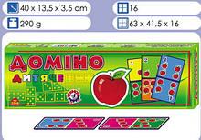 Доміно Технок велике Дитяче 2568