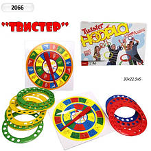Напольная Игра Твистер 5в1 Twister HoopLA твістер