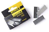 Скобы для степлеров 4721 (1000 шт./№ 24/6) Scholz