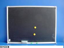 Доска настенная для рисования магнитная алюминий