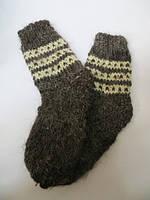 Шкарпетки теплі  з натуральної  овечої шерсті  (№2)