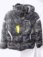 Детская куртка холлофайбер подросток АК-85