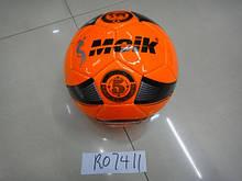 Мяч футбол 0129 MeiK №5, в нал. 4 цвета