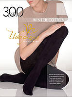 Колготки зимние Winter Cotton 300 den