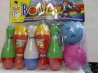 Боулінг 2008-1, Кеглі