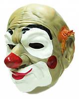 Маска клоун (латекс)