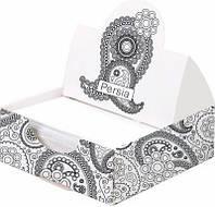 """Блок бумаги для заметок Optima """"Persia"""" в бумажном пенале"""