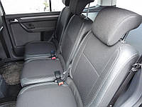 Volkswagen Touaran Авточехлы Экокожа+ткань