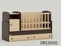 Кровать трансформер Oris Marica