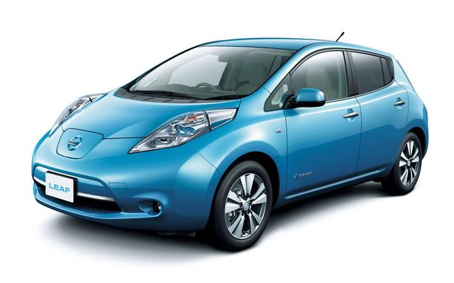 Запчасти Nissan Leaf / Ниссан Лиф