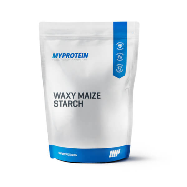 Углеводы, Карбо MyProtein Waxy Maize Starch 1000g - Lucky-Sport в Херсоне