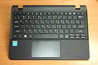 Клавиатура для ноутбука Acer Aspire ES1-111M (Keyboard+передняя панель) Black B