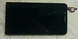 Asus Zenfone Go ZC500TG дисплей в зборі з тачскріном модуль чорний