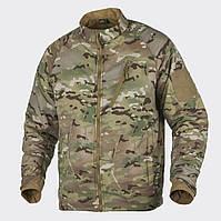 Helikon-Tex Куртка WOLFHOUND - Climashield® Apex 67g - мультикам
