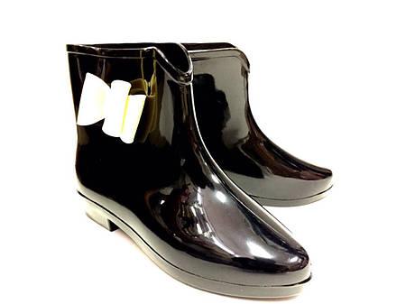 Женские резиновые ботинки Розали