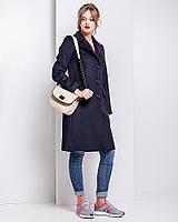 Классическое пальто из итальянской шерсти e-alb02101