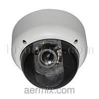 Камера видеонаблюдения LUX 35 SL SONY 420 TVL, цветная проводная купольная камера, наружная видеокамера
