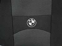 Чехлы фирмы Ника для BMW E-34 1988-96 г. тканевые