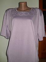 Большие цветные женские футболки распродажа