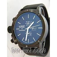 Часы мужские наручные U-BOAT №0284, мужские швейцарские часы, наручные часы u boat качественная копия