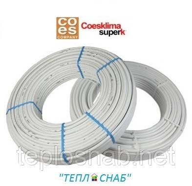 Труба металлопластиковая CoesKlima 16(2.0) бесшовная