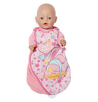 Практическая сумка Спальный костюм для кукол Zapf Creation Baby 822616