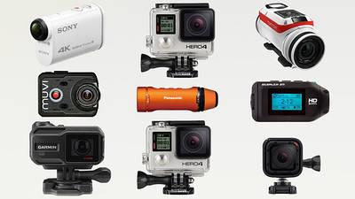 Экшен-камеры