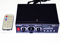 Стерео усилитель звука UKC SN-777BT Bluetooth. Высокое качество. Практичный усилитель звука. Код: КДН911