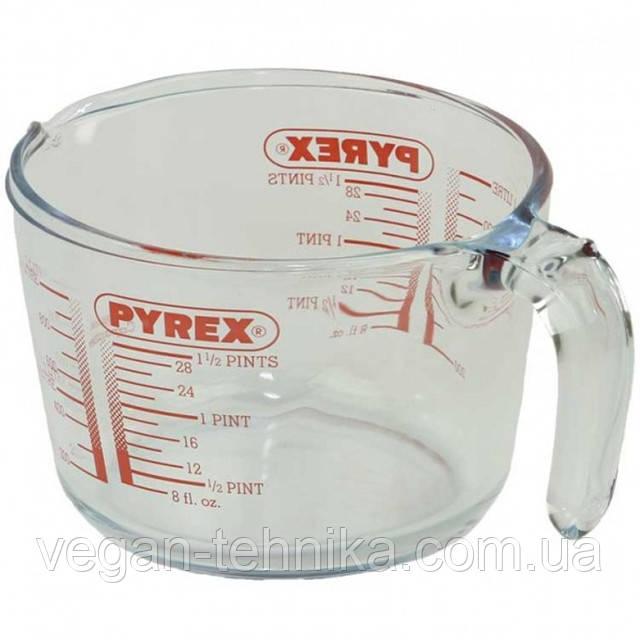 Мерный стакан Pyrex (стеклянная емкость мерная)
